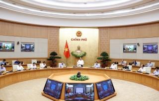 Nghị quyết Phiên họp Chính phủ thường kỳ tháng 7-2020