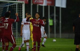 Nghiền nát Stuttgart, Liverpool chạy đà hoàn hảo