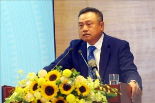 Bổ nhiệm ông Trần Sỹ Thanh giữ chức Phó Chủ nhiệm Văn phòng Quốc hội