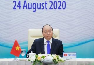Thủ tướng: Hợp tác Hợp tác Mekong - Lan Thương hạn chế tối đa ảnh hưởng tiêu cực của COVID-19