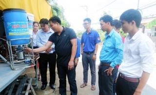 Sinh hoạt Câu lạc bộ Khởi nghiệp tiên phong huyện Thạnh Phú