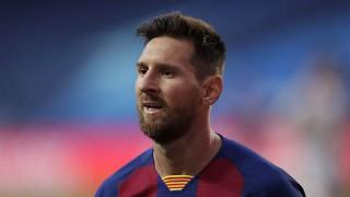 Messi gửi fax thông báo muốn rời Barca theo dạng chuyển nhượng tự do
