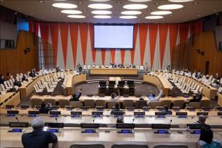 Chủ tịch Hội đồng Bảo an Liên hợp quốc bác yêu cầu của Mỹ tái áp đặt trừng phạt Iran