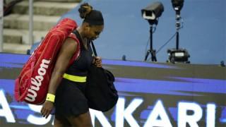 Serena Williams thua ngược trước thềm tứ kết Cincinnati Masters 2020
