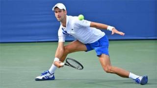 Djokovic lần thứ tám vào bán kết Cincinnati Masters