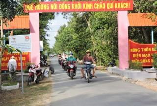 Định Thủy phát huy tinh thần Đồng khởi trong xây dựng nông thôn mới