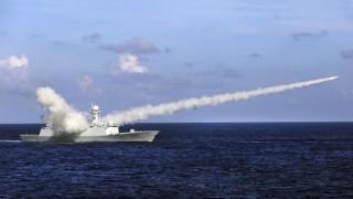 Mỹ chỉ trích việc Trung Quốc phóng tên lửa ở Biển Đông