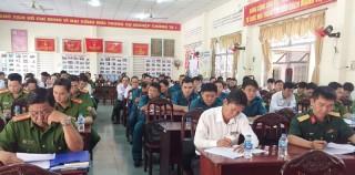 Bình Đại triển khai Luật Xuất nhập cảnh của công dân Việt Nam