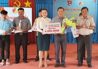 Chung kết cuộc thi Ý tưởng khởi nghiệp huyện Mỏ Cày Nam năm 2020