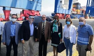Ai Cập vận chuyển 125 tấn kính nhằm hỗ trợ Lebanon