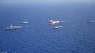 Thổ Nhĩ Kỳ tập trận ngoài khơi Địa Trung Hải
