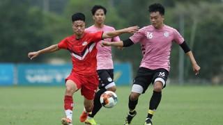 Hà Nội đá 2 trận giao hữu với Viettel