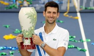 Kết quả chung kết giải tennis Cincinnati Masters: Djokovic san bằng kỷ lục, Osaka bỏ cuộc!
