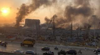 Số người thiệt mạng trong vụ nổ Beirut tăng lên đến 190