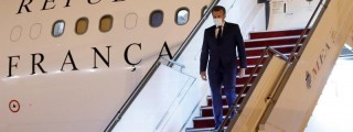Tổng thống Pháp quay lại Lebanon, thúc giục chính phủ mới hành động