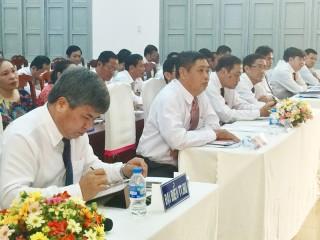 HĐND huyện Châu Thành tổ chức kỳ họp thứ 17 khóa XI, nhiệm kỳ 2016 - 2021