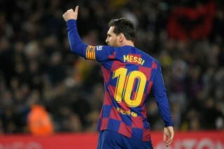 Tự ý bỏ tập, Messi có thể bị Barca phạt cực nặng