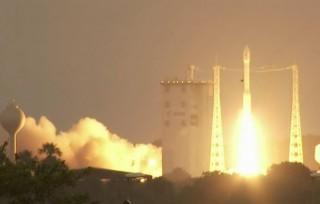 Không quân Thái Lan có vệ tinh an ninh đầu tiên mang tên Napa-1