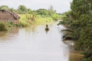 Chủ trương xây dựng hồ nước ngọt tại khu Lạc Ðịa