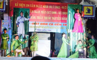 Lan tỏa các giá trị văn hóa truyền thống