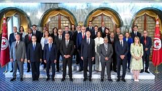 Thành viên chính phủ mới Tunisia chính thức nhậm chức