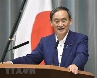 Ứng viên Yoshihide Suga chiếm ưu thế cho vị trí Thủ tướng Nhật Bản