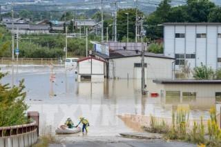 Nhật Bản sơ tán hàng nghìn người dân trước nguy cơ từ bão Haishen