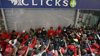 Biểu tình tại Nam Phi vì một quảng cáo dầu gội
