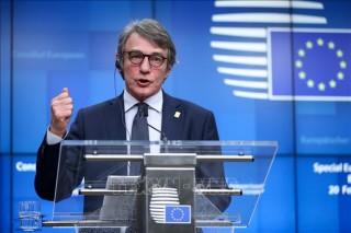 Nghị viện châu Âu đổi địa điểm họp do dịch COVID-19