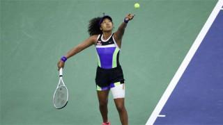Naomi Osaka lần thứ hai vào bán kết US Open