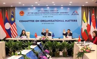 Thông qua đề xuất của Việt Nam về thành lập Hội nghị Nghị sĩ trẻ AIPA
