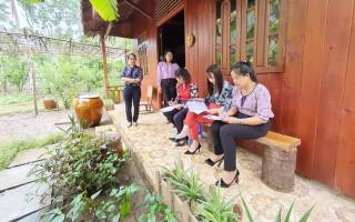 Thẩm định homestay được xét hỗ trợ phát triển du lịch cộng đồng
