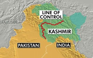 Ấn Độ và Pakistan đấu pháo tại khu vực Kashmir