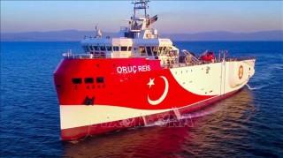 Hy Lạp hoan nghênh tàu khảo sát của Thổ Nhĩ Kỳ rút khỏi khu vực tranh chấp