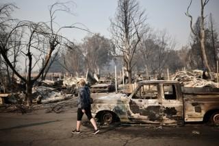 Ít nhất 33 người chết trong các vụ cháy rừng ở Mỹ