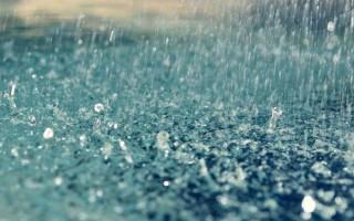 Cảnh báo mưa trên diện rộng