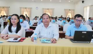 Hội nghị tuyên truyền phòng chống tác hại của thuốc lá năm 2020