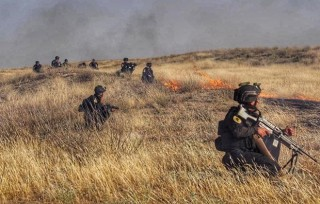 Lực lượng chống khủng bố Iraq bắt giữ thủ lĩnh IS ở miền Tây