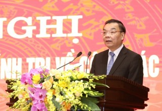 Bộ Chính trị phân công Bộ trưởng Chu Ngọc Anh giữ chức vụ Phó Bí thư Thành ủy Hà Nội