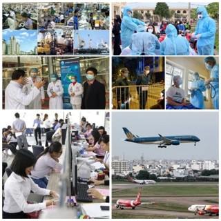 Chỉ đạo, điều hành của Chính phủ, Thủ tướng Chính phủ nổi bật tuần từ 14 – 18-9-2020