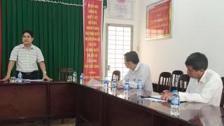 Châu Thành kiểm tra công tác phòng chống dịch sốt xuất huyết
