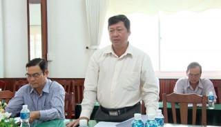 Thành ủy Bến Tre sơ kết công tác phối hợp tuyên truyền