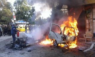 Đánh bom xe ở Syria khiến 7 người thiệt mạng