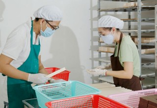 Thi đua khởi nghiệp, nâng cao giá trị sản phẩm dừa
