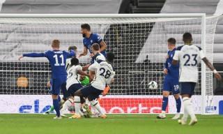 Werner ghi bàn, Chelsea vẫn bị Tottenham ngược dòng cay đắng