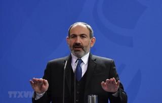 Thủ tướng Armenia điện đàm với Tổng thống Iran về Nagorny-Karabakh