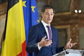 Bỉ có thủ tướng mới