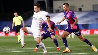 Los Blancos thắng trận thứ hai liên tiếp