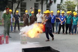 Thực hiện nghiêm các biện pháp phòng cháy, chữa cháy