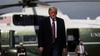 Tổng thống Trump bắt đầu cách ly sau khi cố vấn cấp cao mắc Covid-19